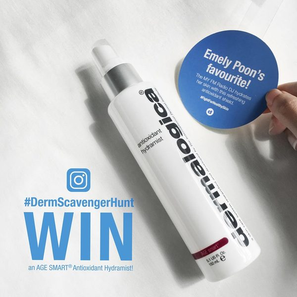 Dermalogica DermScavengerHunt 13-22 March 2018