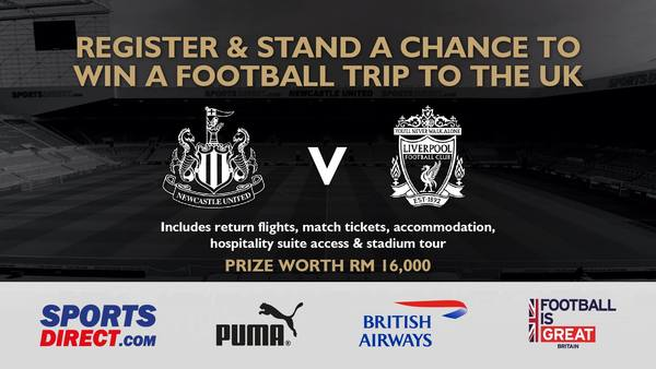 win-a-football-trip-to-watch-newcastle-united-vs-liverpool-live