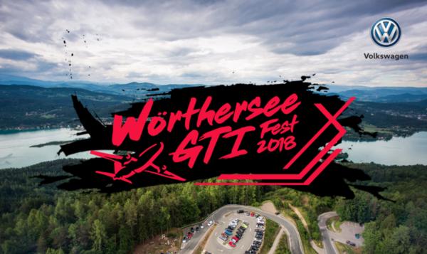 Volkswagen Wörthersee GTI Fest 2018