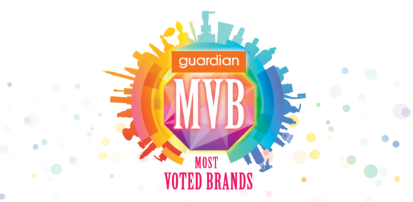 Guardian Most Voted Brands