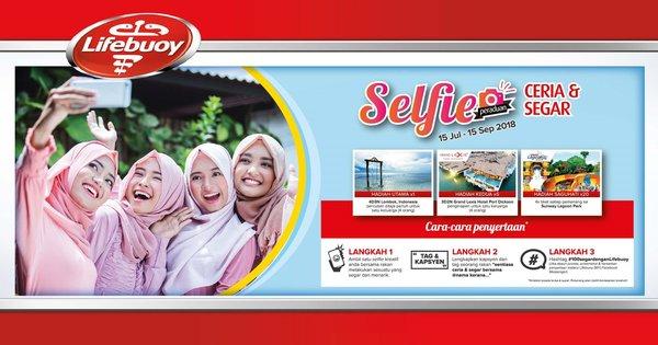 peraduan-lifebuoy-selfie-ceria-segar