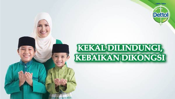 Dettol FB Ramadhan Contest