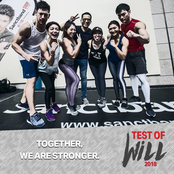Under Armour Test of Will 2018