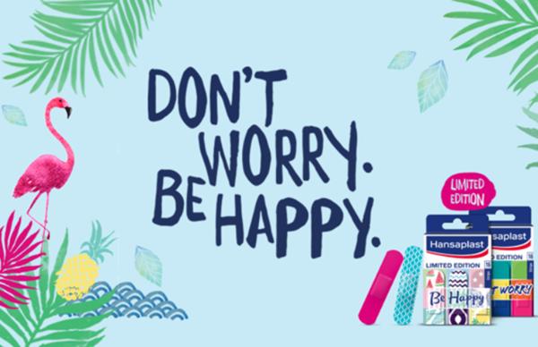 Hansaplast Don't Worry Be Happy Contest