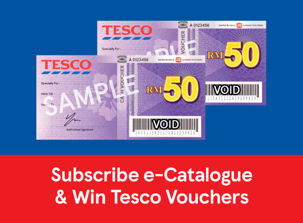 E-Catalogue Subscribe and Win Contest