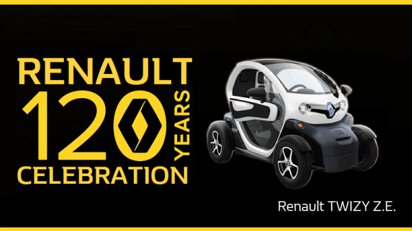 Renault Buy and Win Contest